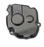 Leo Vince Carbon Fiber Ignition Timing Cover Kawasaki Ninja ZX10R 2011-2012