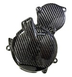 Leo Vince Carbon Fiber Alternator Cover Suzuki GSXR 600 / GSXR 750 2011-2012