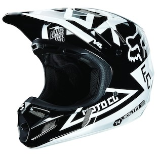 Fox Racing V4 Machina Helmet