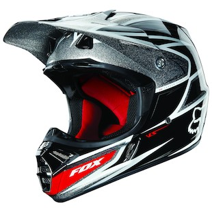 Fox Racing V3 Race Helmet