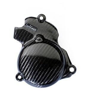 Leo Vince Carbon Fiber Alternator Cover Yamaha FZ8 / FZ1 2006-2012