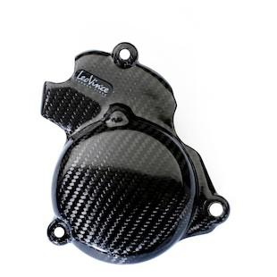 Leo Vince Carbon Fiber Alternator Cover Yamaha FZ8 / FZ1