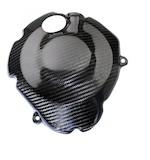 Leo Vince Carbon Fiber Clutch Cover Yamaha FZ8 / FZ1 2006-2012