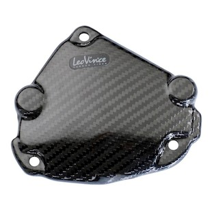 Leo Vince Carbon Fiber Ignition Timing Cover Yamaha FZ8 / FZ1 2006-2012