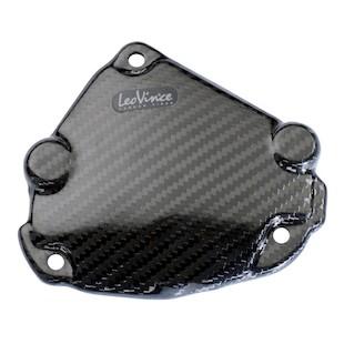 Leo Vince Carbon Fiber Ignition Timing Cover Yamaha FZ8 / FZ1 2006-2012