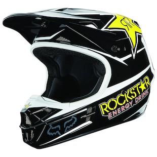 Fox Racing Youth V1 Rockstar Helmet