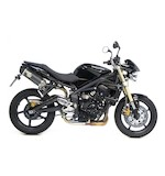 Leo Vince LV-One EVO II Slip-On Exhaust Triumph Street Triple 2007-2012