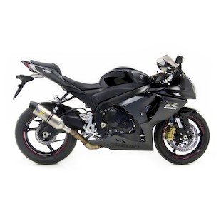 Leo Vince LV-One EVO II Slip-On Exhaust Suzuki GSXR 1000 2012