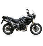 Leo Vince LV-One EVO II Slip-On Exhaust Triumph Tiger 800 2011-2012