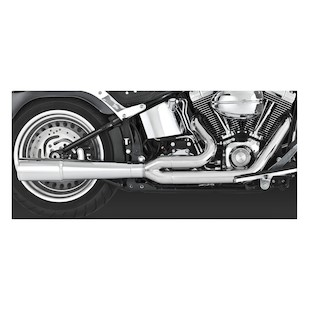 Vance & Hines Pro Pipe Exhaust For Harley Softail 1986-2011