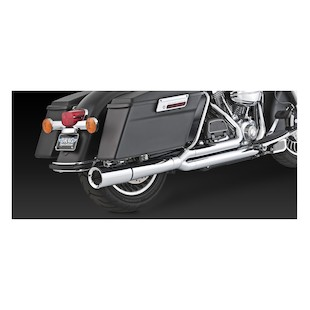 Vance & Hines Pro Pipe Exhaust for Harley Touring 99-08