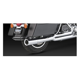 Vance & Hines Pro Pipe Exhaust For Harley Touring 2009