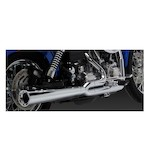 Vance & Hines 2-Into-1 Pro Pipe HS For Harley Dyna 1991-2005