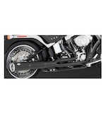 Vance & Hines Pro Pipe Hi-Output Exhaust for Harley Softail 1986-2011