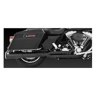 Vance & Hines Pro Pipe Hi-Output Exhaust for Harley Touring 1995-2008