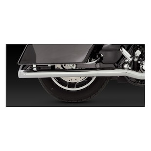 Vance & Hines Big Shot Duals Exhaust For Harley Touring 1995-2006