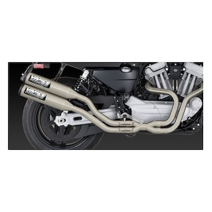 Vance & Hines Widow 2-1-2 Exhaust For Harley XR1200 2009-2012