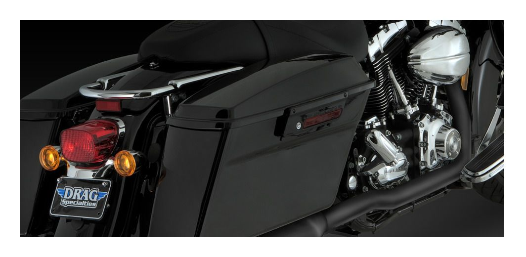 Vance & Hines Dresser Duals - Iron Aces Speed Shop