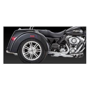 "a pair /""NEW/"" Rear Trike Fender Bra set for Harley Davidson"