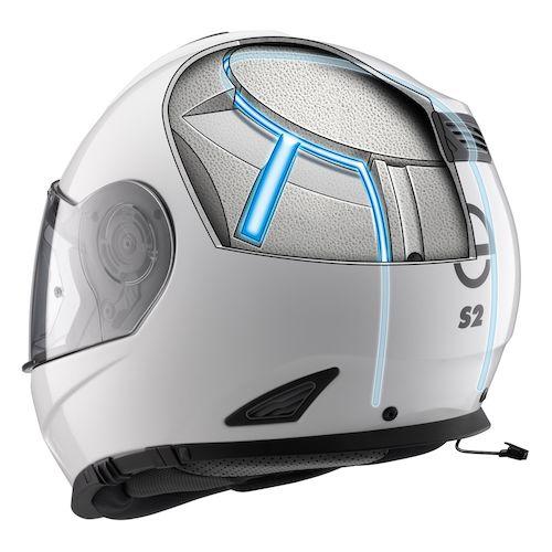 Schuberth S2 Review >> Schuberth S2 Hi-Viz Helmet