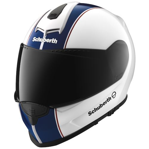 Schuberth S2 Review >> Schuberth S2 Lines Helmet - RevZilla
