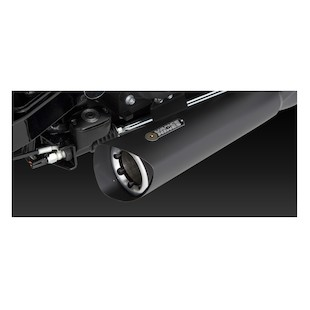 Vance & Hines Competition Series 2-Into-1 Exhaust for Harley Dyna 2006-2011