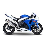 Yoshimura R-77 EPA Approved Dual Slip-On Exhaust Suzuki GSXR 1000 2009-2011
