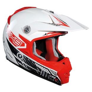 LaZer MX8 Carbon Tech Helmet