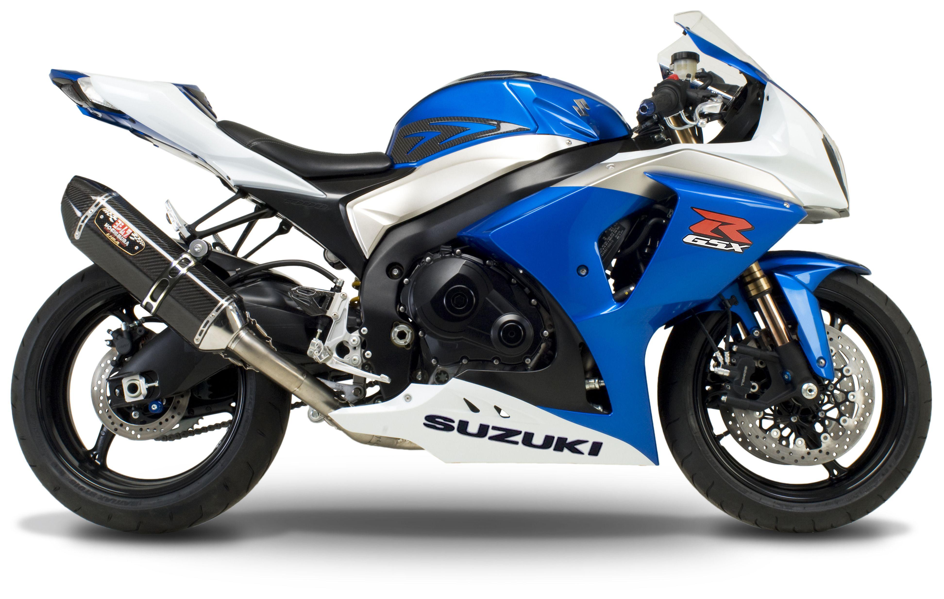Yoshimura R77 Race Exhaust System Suzuki GSXR 1000 2009-2011