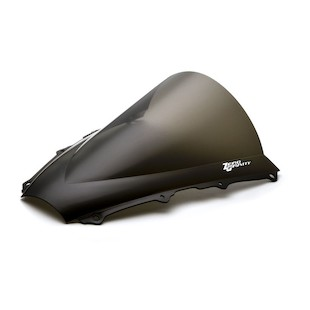 Zero Gravity Double Bubble Windscreen Triumph Daytona 675 2006-2008