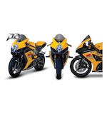Zero Gravity Double Bubble Windscreen Suzuki GSXR 1000 2007-2008