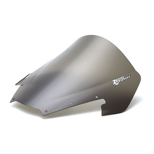 Zero Gravity Double Bubble Windscreen for Yamaha FZ1 2001-2005