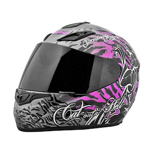 Speed and Strength SS1000 Cat Out'a Hell Helmet