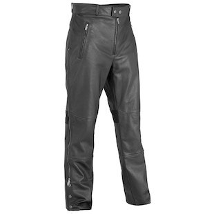 River Road Bravado II Leather Overpants