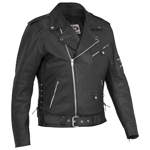 River Road Ironclad Perforated Jacket (Size 64 Only)