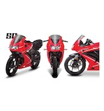 Zero Gravity SR Series Windscreen Kawasaki Ninja 250R 2008-2012