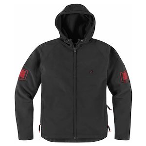 Icon 1000 Hoodlux Softshell Jacket