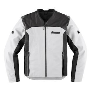 Icon Device Leather Jacket (LG)