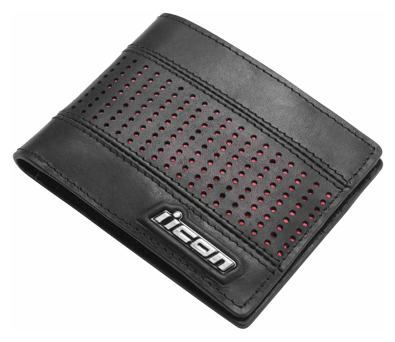 Icon Leather Wallet - RevZilla