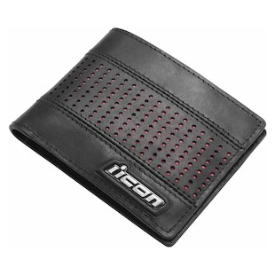 Icon Leather Wallet