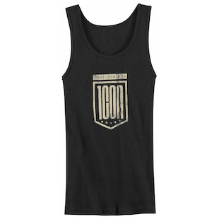 Icon 1000 Women's Crest Tank (Size LG Only)