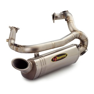 Akrapovic GP Style Exhaust Silencer KTM RC8 2008-2010