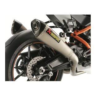Akrapovic Exhaust Silencer KTM RC8 2008-2012