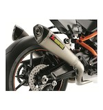 Akrapovic Exhaust Silencer KTM RC8 2008-2012