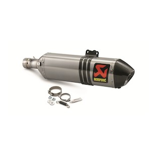 Akrapovic Slip-On Exhaust KTM 690 Enduro / SMC 2008-2012