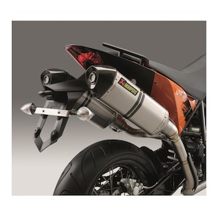 Akrapovic Exhaust Silencer KTM 690 SM 2007-2011