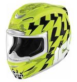 Icon Airmada Stack Hi Viz Helmet