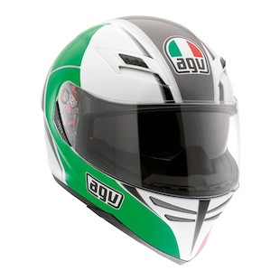 AGV Skyline Block Italy Helmet (Size 2XL Only)