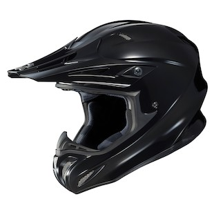 HJC RPHA X Helmet - Solid (Size XS Only) (Color: Black / Size: XS)