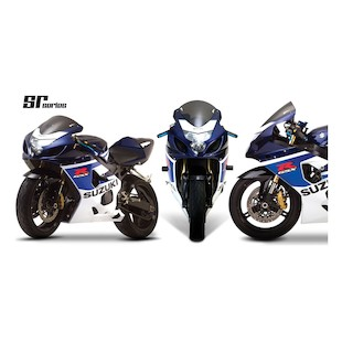 Zero Gravity SR Series Windscreen Suzuki GSXR600 / GSXR750 2004-2005